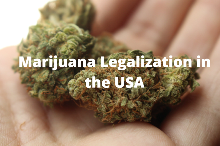 legal weed in USA